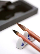 胎毛筆のご注文もお受けいたします。/ヘアースタイル ヘアーアレンジ 神戸市北区